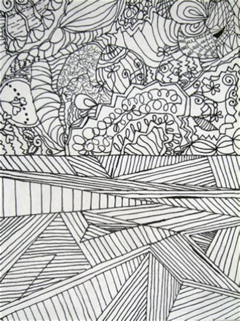 free doodle lines