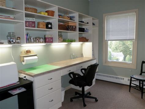 office craft room home craft room wolfeboro nh contemporary home