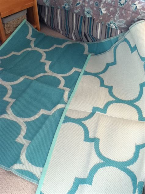 jysk outdoor rugs pretty things for home high v s low turquoise trellis outdoor rug