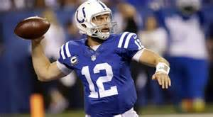 Andrew luck making throws during colts practice sportsnet ca