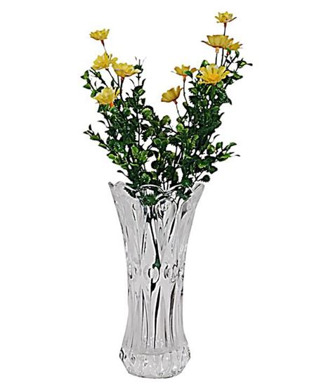 Glass Vase With Flowers by Orchard Glass Flower Vase With A Bunch Of Yellow