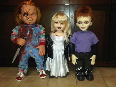 movie quality chucky doll chucky and family by jayrbermuda on deviantart