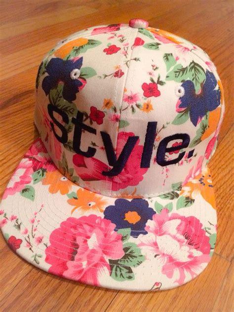 Topi Bad Sector Snapback style snapback hat floral presale item by trucksandpearls on etsy benies flower