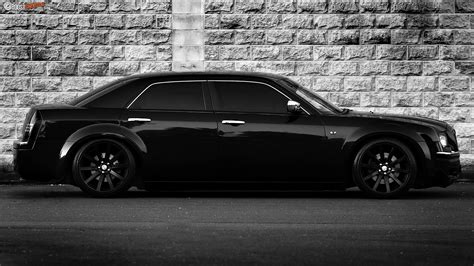 chrysler 300c black 2006 chrysler 300c boostcruising
