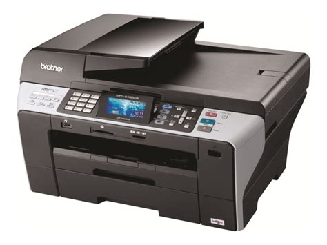 Printer Mfc 6490cw mfc6490cwzu1 mfc 6490cw multifunction printer