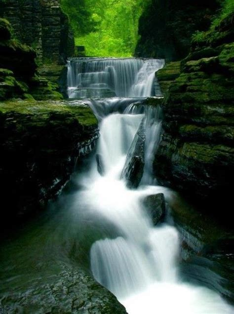 waterfall gorge ithaca new york travel list
