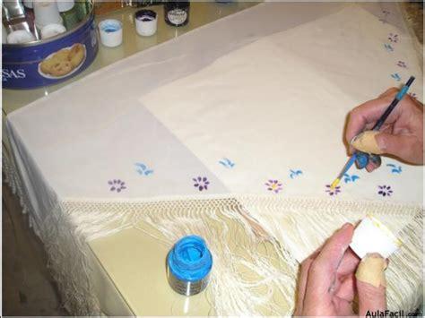cenefas de flores para pintar en tela cenefas de flores sobre tela imagui