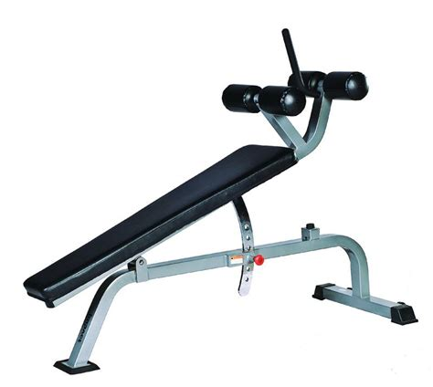 Yukon Bench Impact Elevation Series Ct2052 Adjustable Decline Sit Up