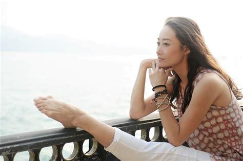 girl jin yao principal dancer   hong kong