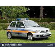 Silver Nissan Micra Community Support Vehicle For