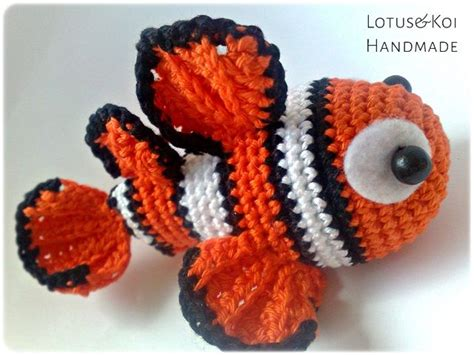 amigurumi nemo pattern 45 best images about crochet under the sea on pinterest