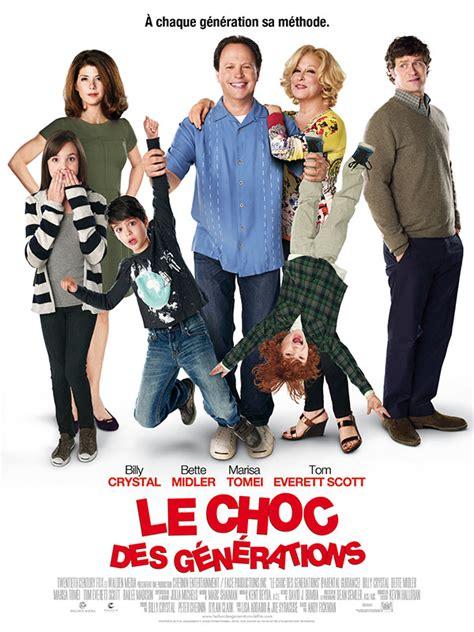 film comedie familiale derni 232 res critiques du film le choc des g 233 n 233 rations allocin 233