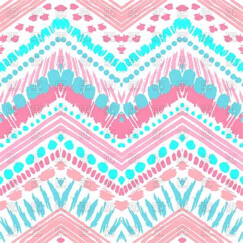 zig zag pattern pink hand drawn ethnic pink seamless zigzag pattern royalty