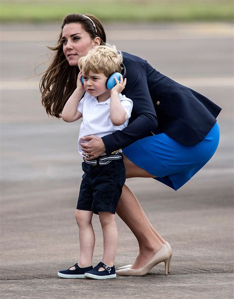 kate middleton tattoo not amused prince george throws tantrum as kate middleton