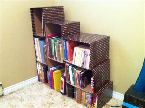 7 diy storage boxes get organized cardboard storage box shelving clever ways to