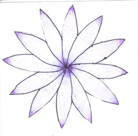 drawing made easy flowers easy to draw flowers pretty flowers by redsommer for