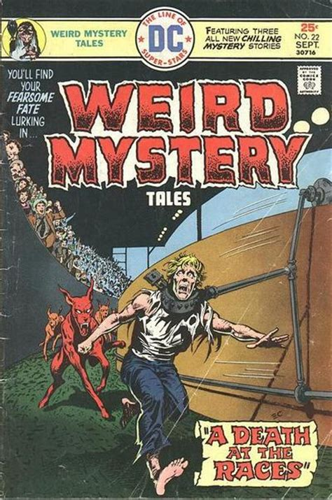 a strange and mystifying story vol 1 books mystery tales vol 1 22 dc database fandom