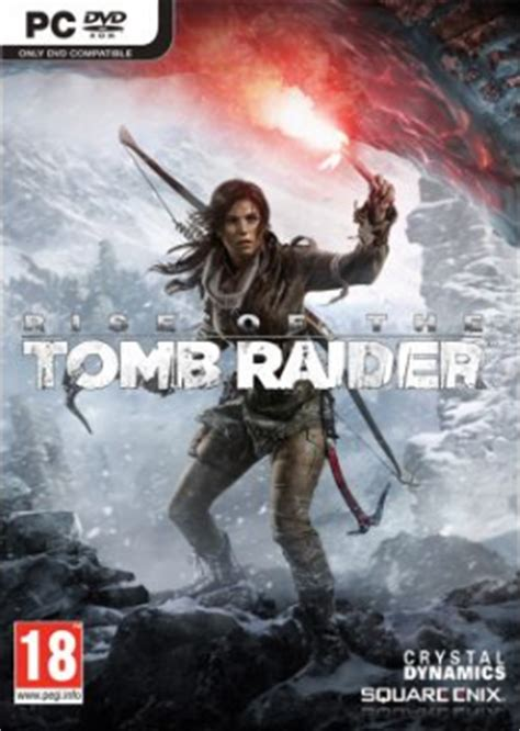 rise of the tomb raider details emerge pc gamer rise of the tomb raider pc jeu version complete