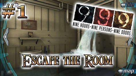 Fun Escape The Room Games - let s play the nonary games 999 1 escape the room vidme