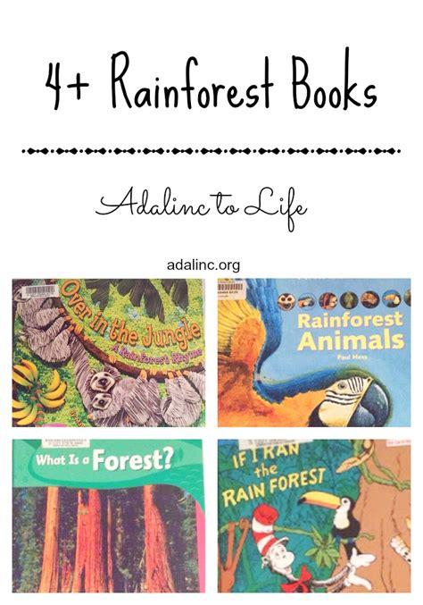 rainforest picture books kindergarten rainforest books and diorama adalinc to