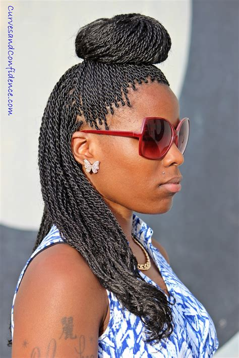 Type Of Hair For Senegalese Twists by Senegalese Twist Protective Hair Styles