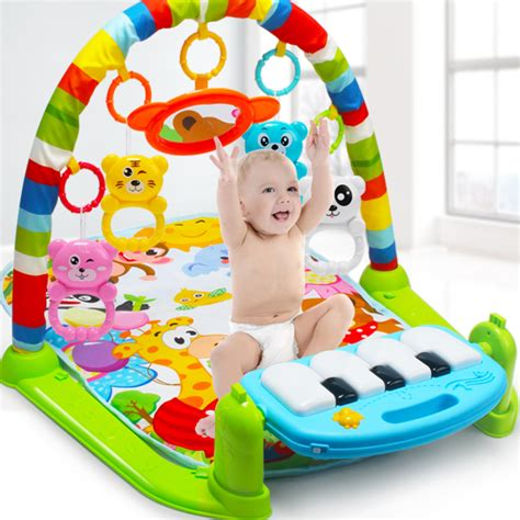 Harga Play Musical Baby Activity Rattle by Baby Activity Multifunction Piano Rattle Fitness