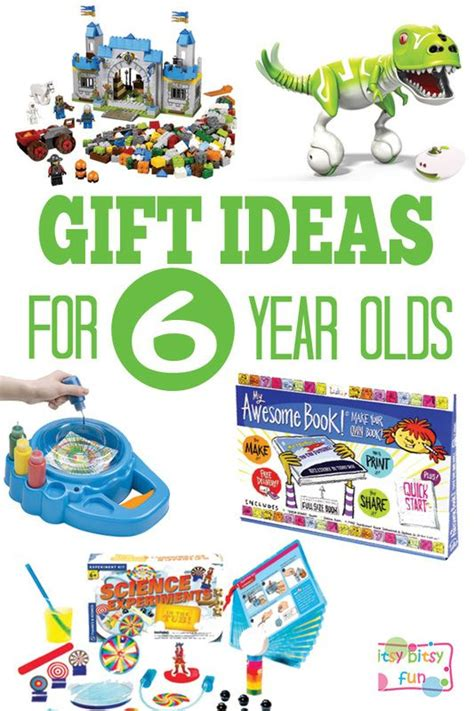 gifts for 6 year olds birthdays gift and xmas