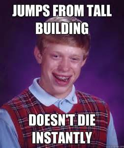 Bad Luck Brian Meme - the best of the bad luck brian meme