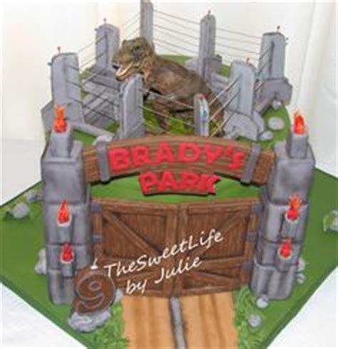tutorial lego jurassic park jurassic world cake jurassic park pinterest cakes