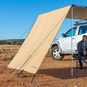 arb awning 1250 arb touring front wind break for arb 1250 awning