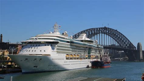 largest cruise ship being built the biggest cruise ship in the world when it was built is