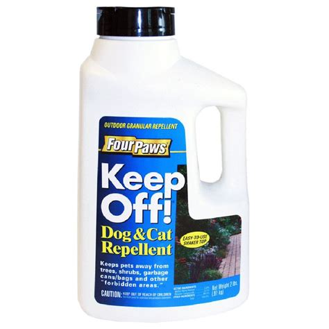 keep off outdoor dog cat granular repellent ebay