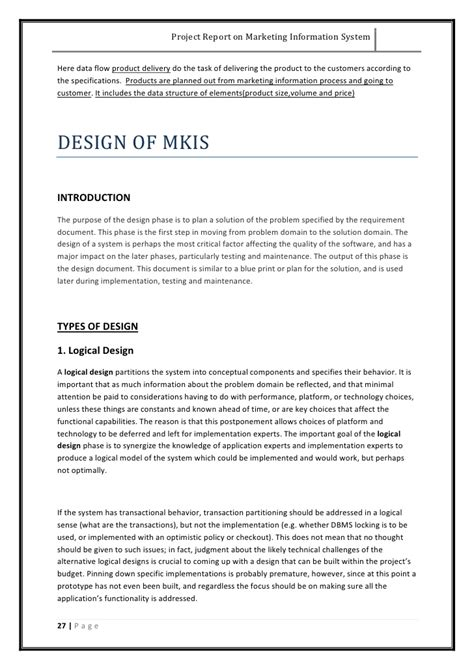 Research Papers On Marketing Information System by Essay Term Paper How To Start A Web Business