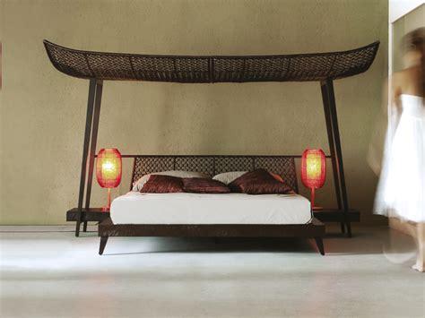 letti orientali letto in stile orientale a baldacchino ima by kenneth