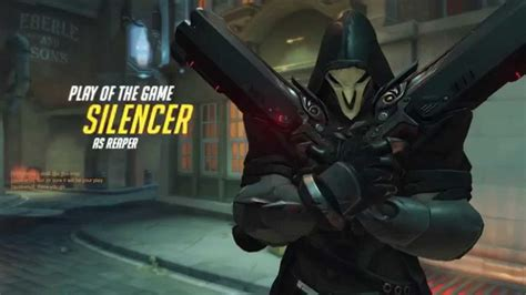 Where To Find To Play Overwatch With Overwatch Play Of The By Silencer