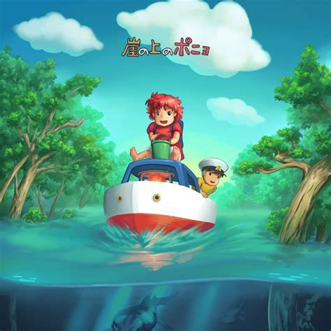 film studio ghibli da vedere 32 best ponyo on the cliff by the sea images on pinterest