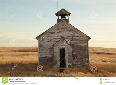 old school house music downloads old one room school house stock photo image 51085003