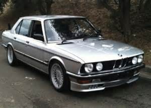 Bmw E28 For Sale 1981 Bmw 528i Automatic E28 Related Infomation