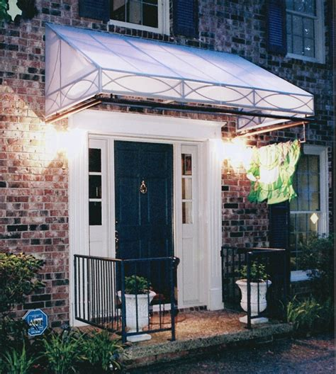 awning doors exterior front door awnings exterior the different styles of