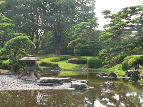 Imperial Garden by Panoramio Photo Of Tokyo Imperial Palace Garden