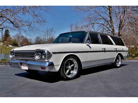 rambler car for sale 1964 amc rambler station wagon for sale classiccars com