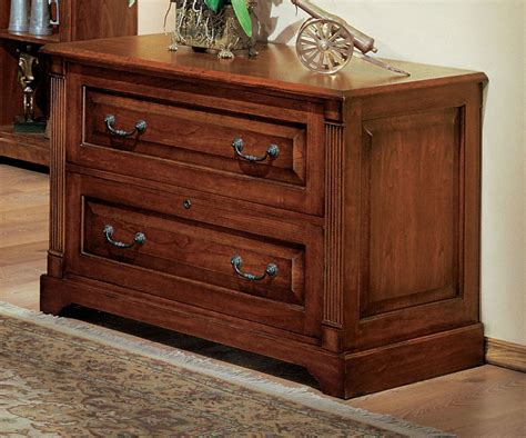 Winners Only File Cabinet by Country Cherry Two Drawer Lateral File Cabinet By Winners