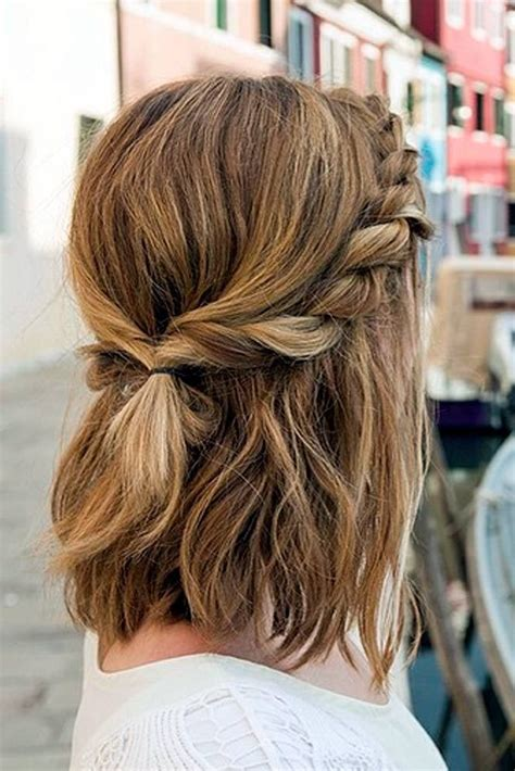 braided hairstyles for shoulder length hair with layers 38 hairstyles for medium length layered hair 2018 medium