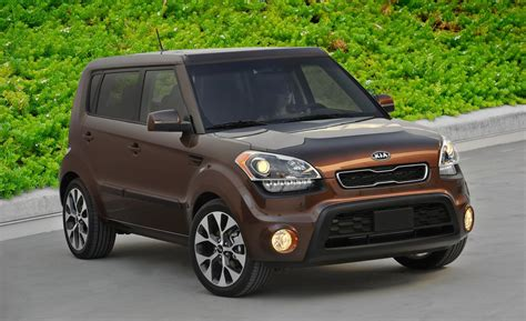 Kia Soul Plus 2012 Car And Driver