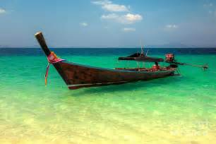 How To Make A Duvet Longboat Thailand Photograph By Adrian Evans