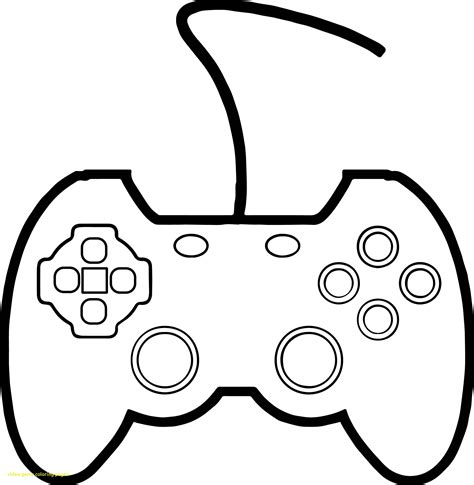 Coloring Page Xbox Controller by Practical Coloring Pages With Unknown
