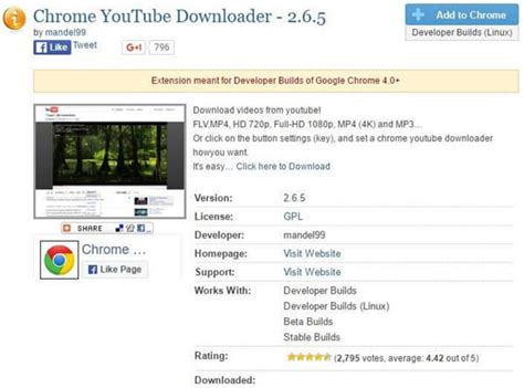 download youtube from chrome youtube downloader chrome download any youtube video