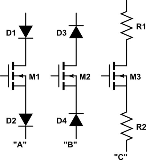 tvs diode schematic symbol tvs diode orientation 28 images ubiquiti unifi ap ac lite tvs diode replacement ifixit