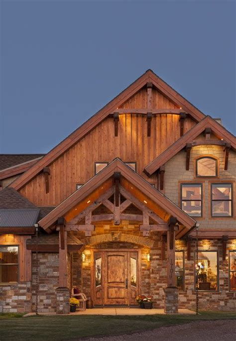 25 best ideas about timber frame homes on