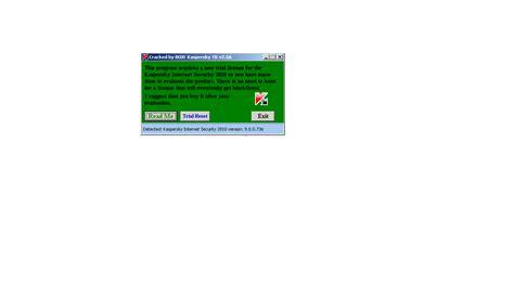 reset licenza kaspersky crackare kaspersky antivirus internet security guida con
